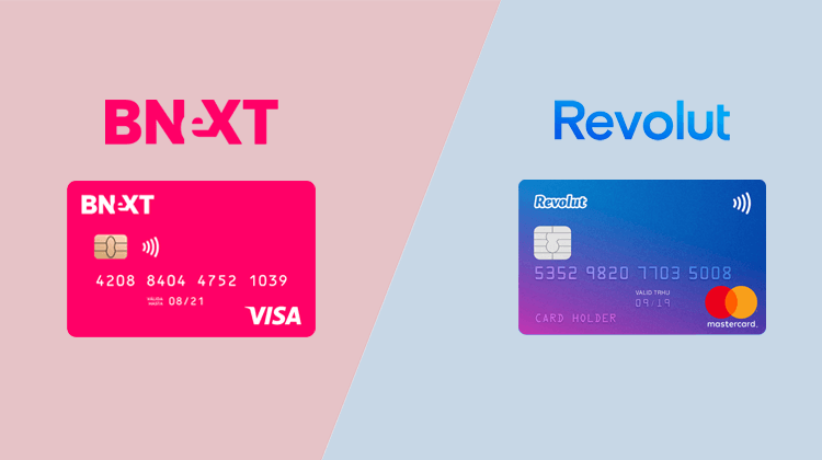Bnext vs Revolut